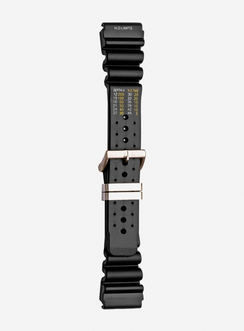 Elite silicone watchband • 402SN