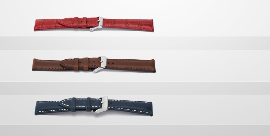 Watchstraps and bracelets