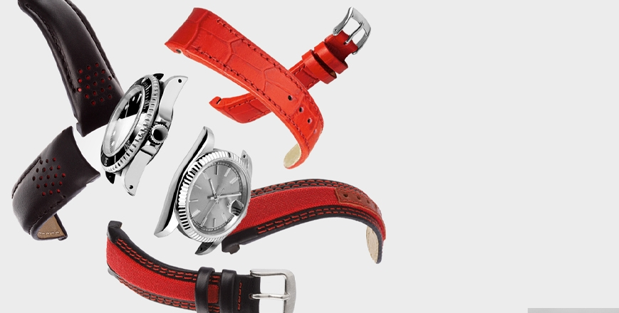 Cinturini compatibili anche con Rolex